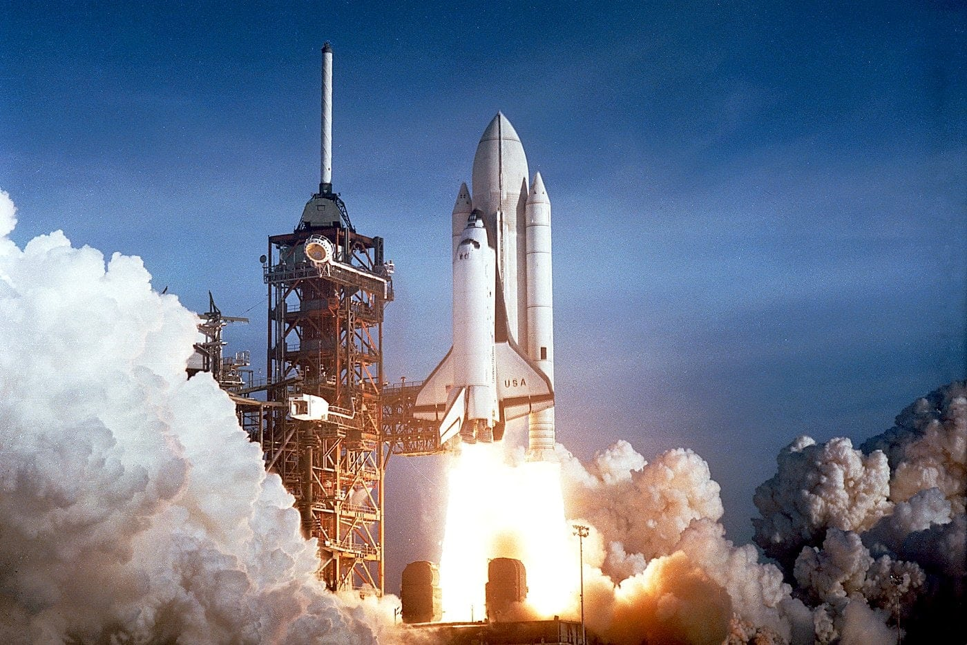 Space Shuttle - NASA 1981