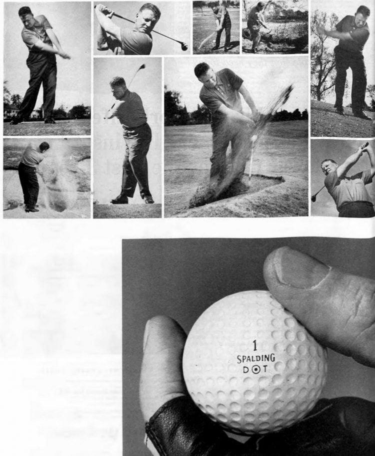 Spalding golf balls - 1955 (2)