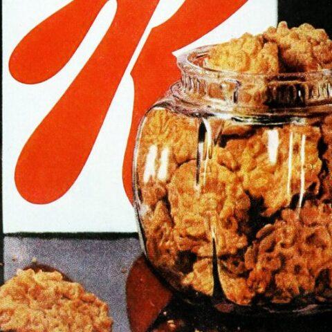 Special K cookies recipe (1961)