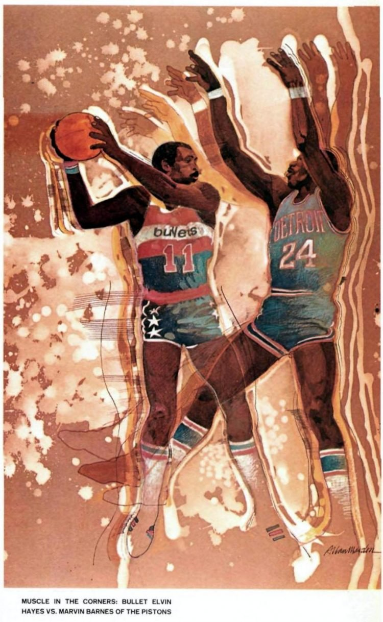 Sports Illustrated - Basketball 1976 (1)