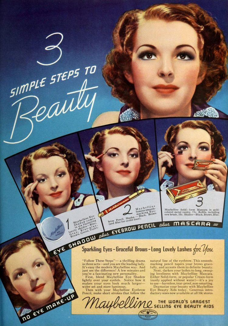 Spring beauty from the 40s (5)