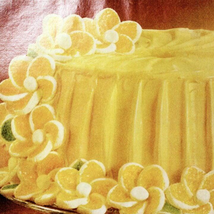 Spring daisy cake (1973)