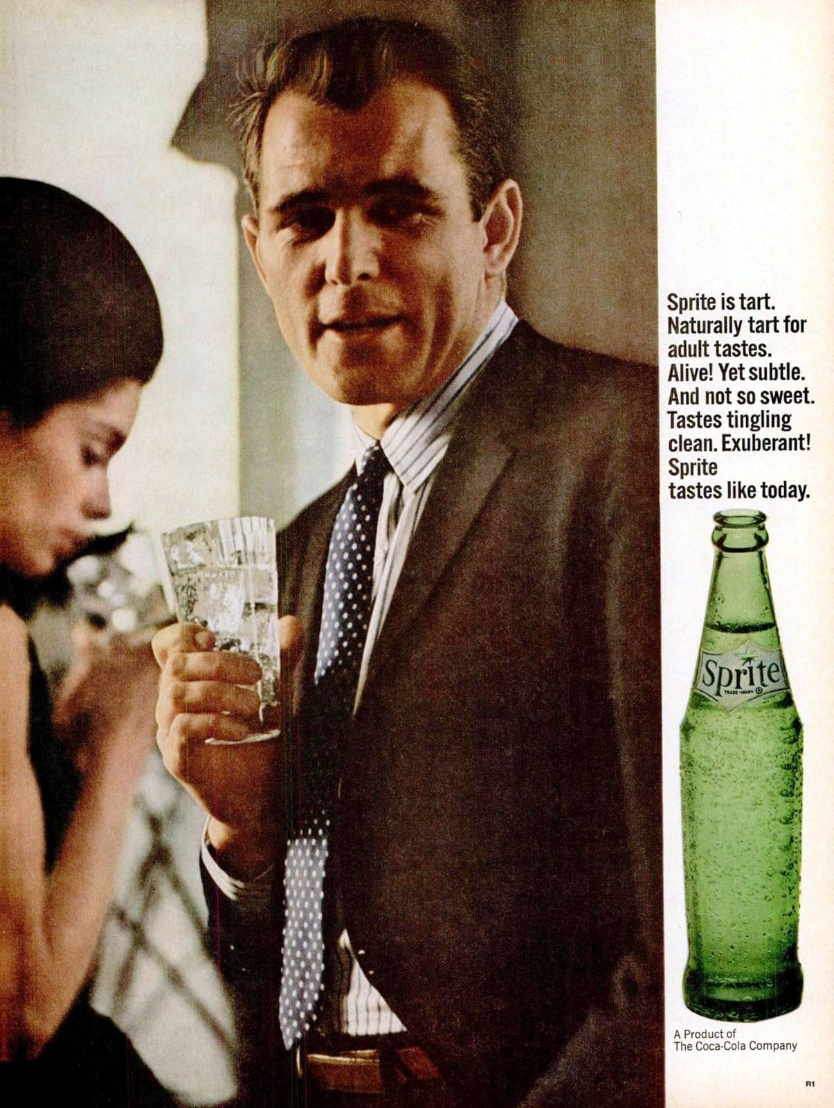 Sprite tastes like today (1964)