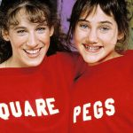 Square Pegs TV show stars