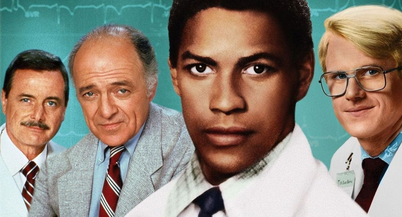 St Elsewhere has a long and healthy run (1982-1988)