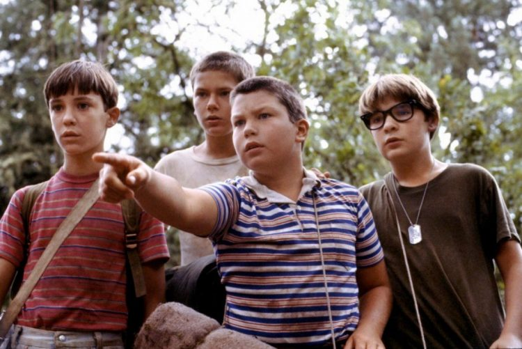 Stand By Me - Classic movie from 1986