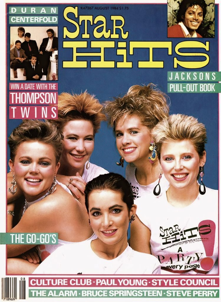 Star Hits - GoGos 1984