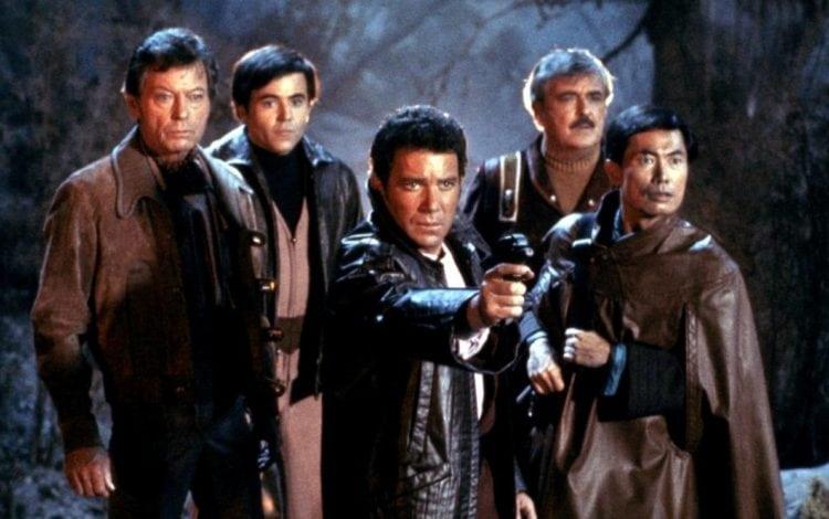 Dazzling special effects in Star Trek III (1984)