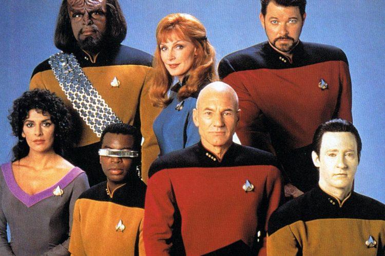 Star Trek - The Next Generation - Cast