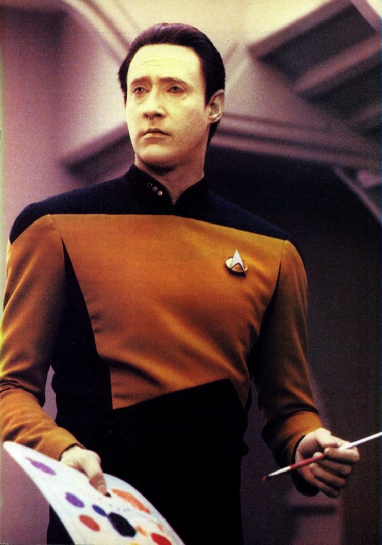 Star Trek - The Next Generation - Data