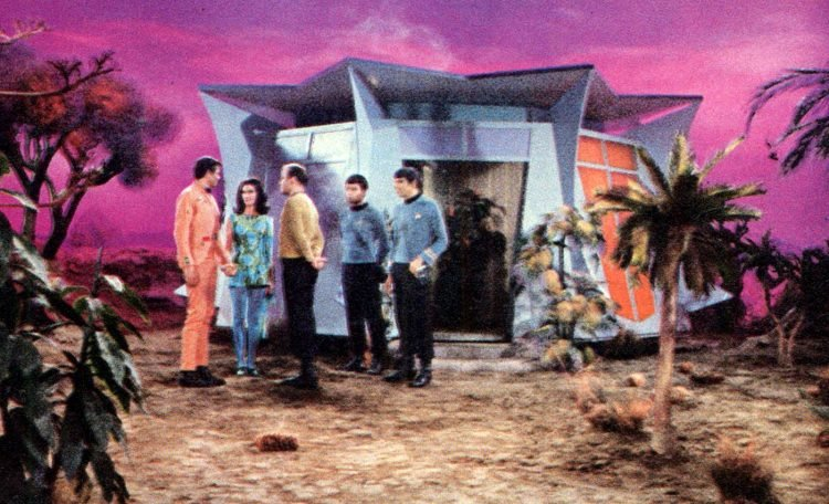Star Trek, the Original Series episode scenes (1)