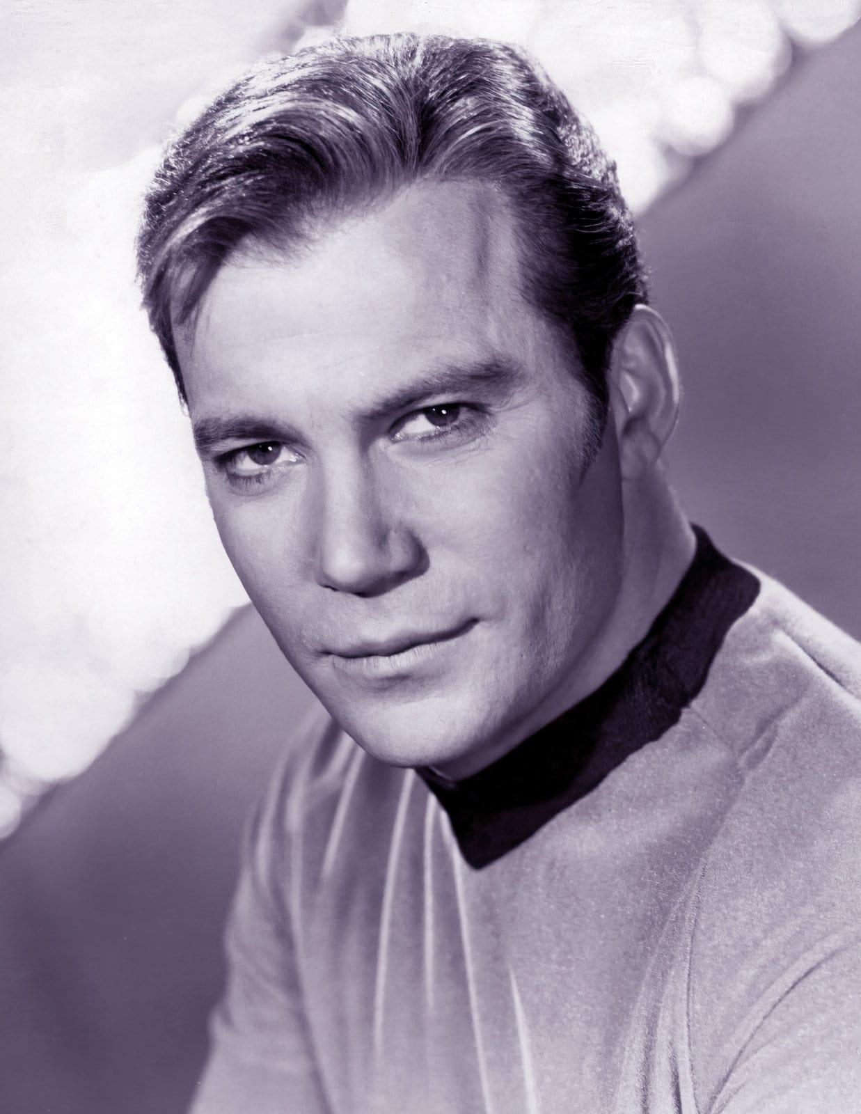 Star Trek William Shatner-gigapixel