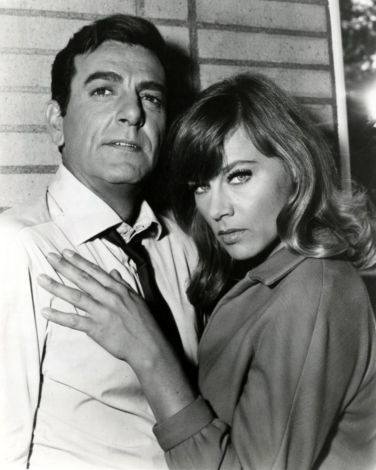 Stars on the vintage Mannix TV show from the 70s (1)