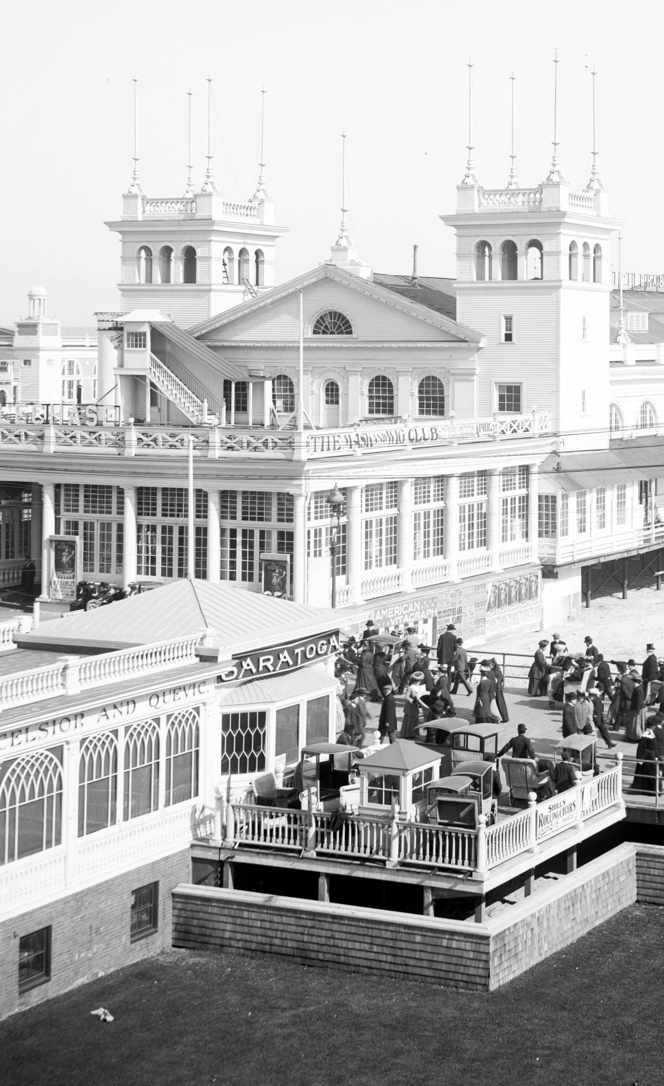 Steeplechase Pier, Atlantic City (1905)