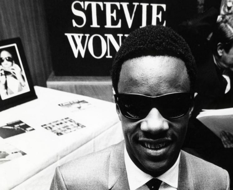 Stevie Wonder in 1967