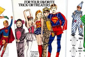 Stitch or treat Some vintage Halloween costume patterns that you could sew back in the seventies