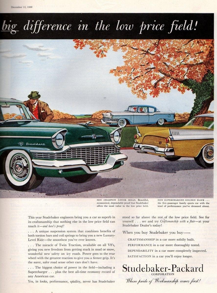 1957 Studebaker-Packard