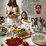 Sunday Italian dinner recipes 1974