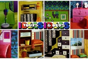 Super-groovy makeovers for your pad or bedroom (1971)