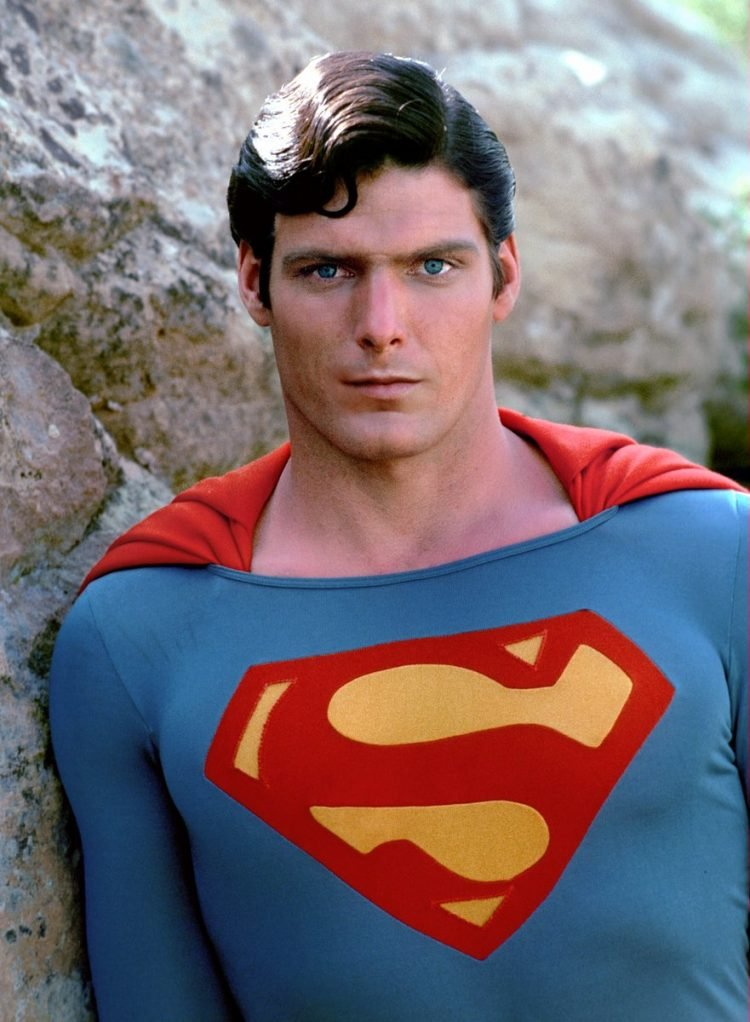 Superman movie 1978 - Christopher Reeve