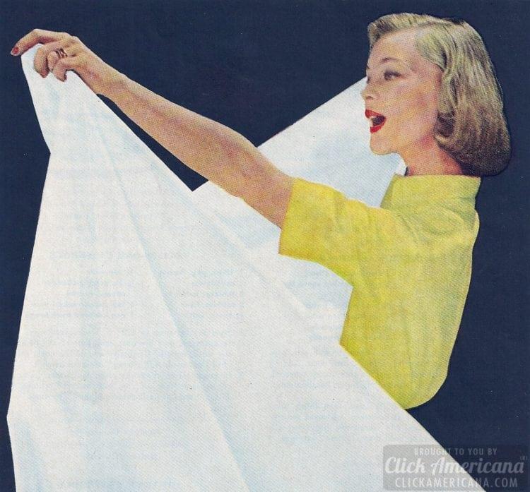 Surf Laundry Detergent 1957