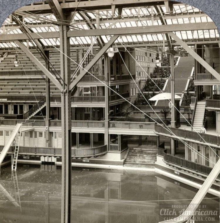 Sutro Baths 1908