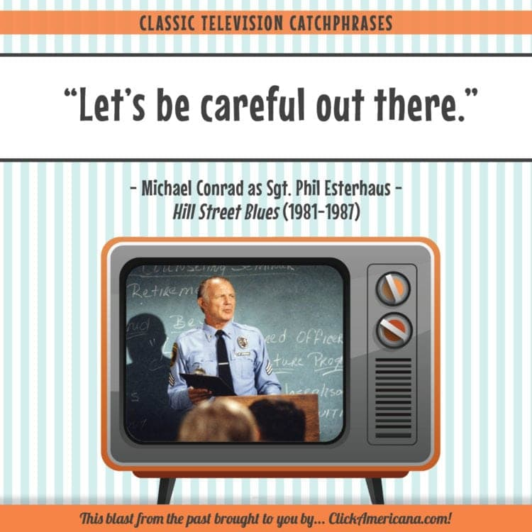 10 top TV catchphrases of the '80s - Click Americana
