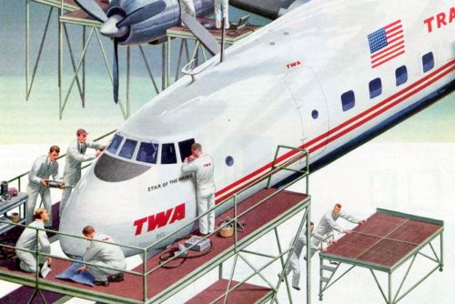 TWA history The ups and downs of Trans World Airlines