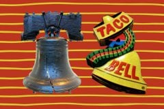 Taco Liberty Bell - April Fool's Day 1996