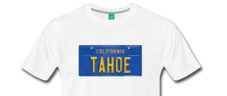 Tahoe t-shirt