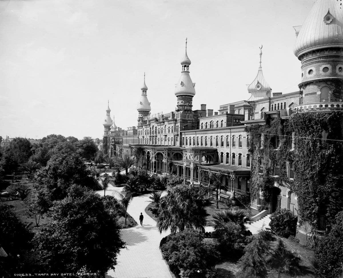 Tampa Bay Hotel, Florida 1902