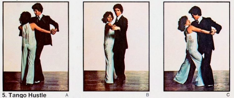 Tango Hustle - Retro dance from the seventies
