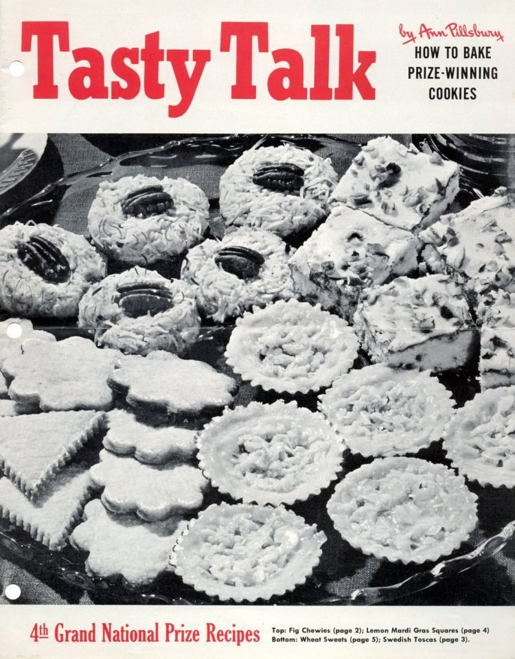 Tasty Talk - How To Bake Prize-Winning Cookies 1953 (2)