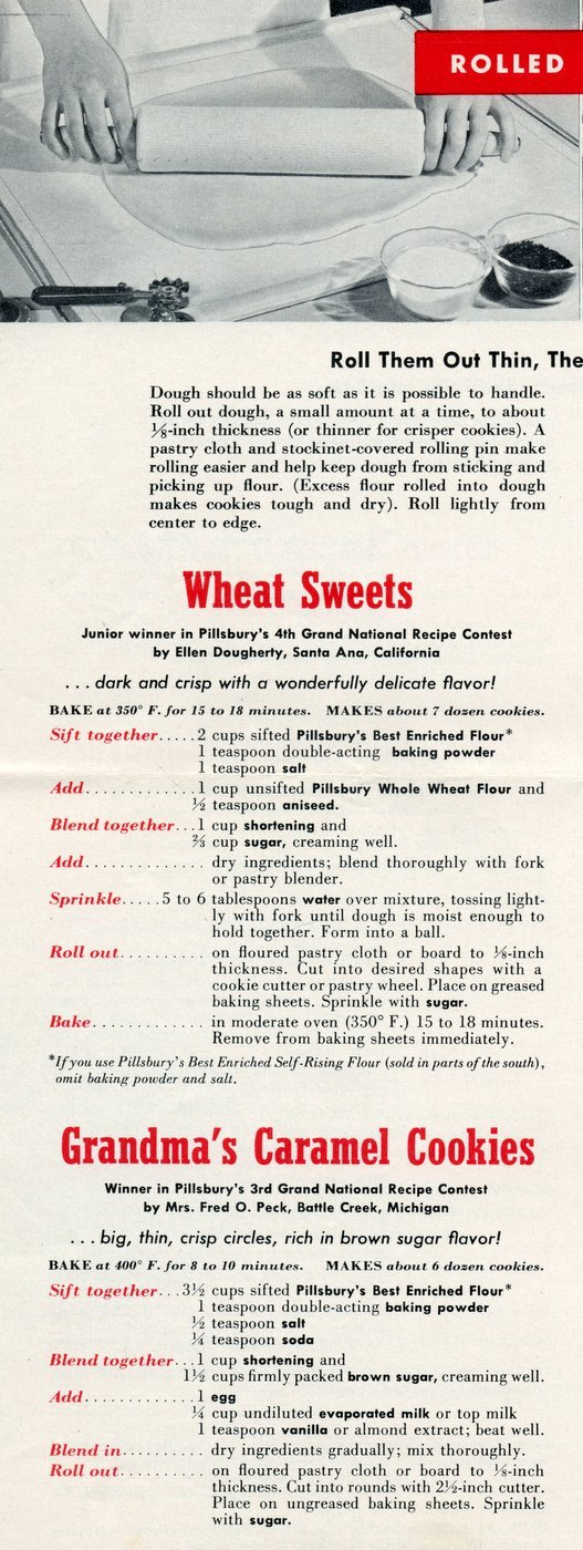 Tasty Talk - How To Bake Prize-Winning Cookies 1953 (4)