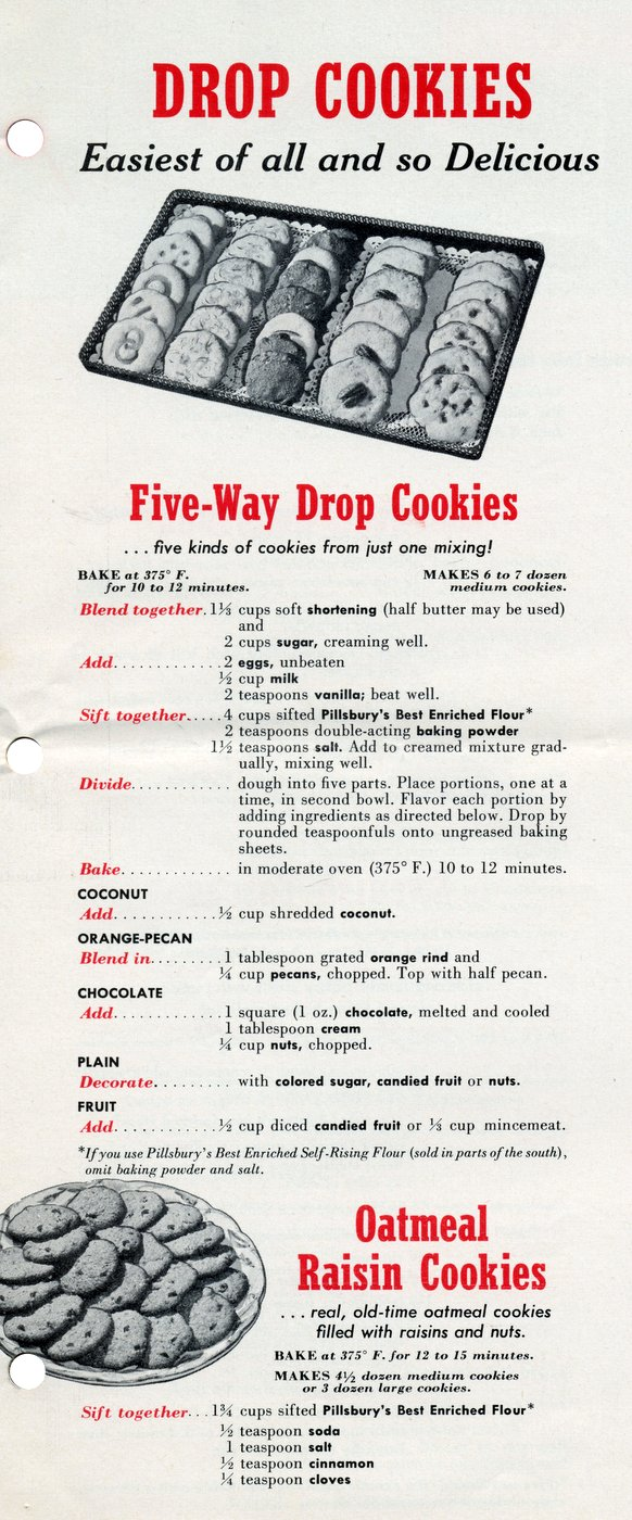 Tasty Talk - How To Bake Prize-Winning Cookies 1953 (7)