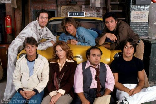 Taxi TV show cast