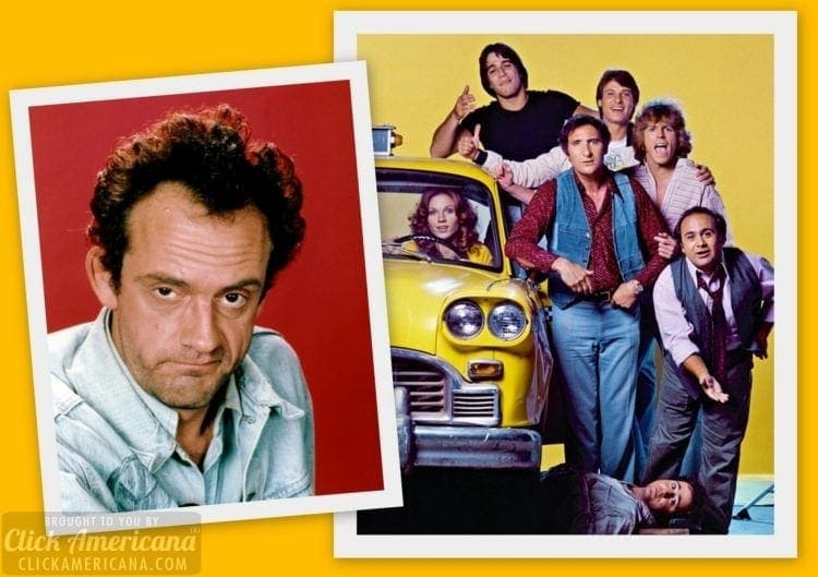 Christopher Lloyd was a guest star in Taxi season 1, then joined the regular cast for the rest of the show's run
