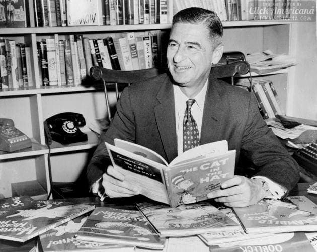 Dr Seuss and his Nerkle Corral (1956)