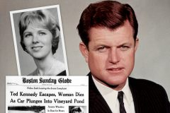 Ted Kennedy's Chappaquiddick incident
