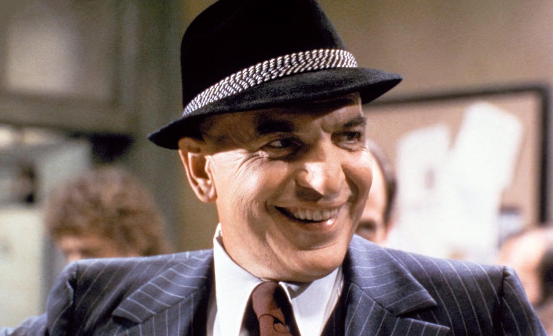 Telly Savalas as Kojak - TV series