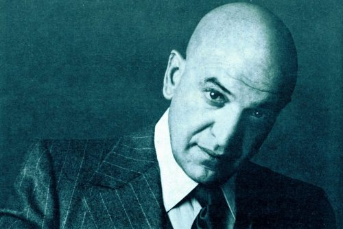 Telly Savalas for Gillette