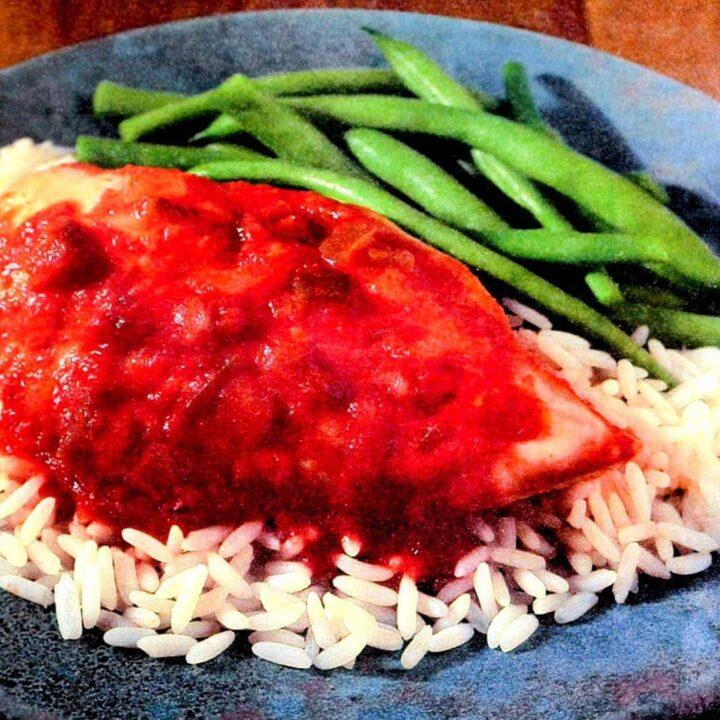 Texas Two-Step Chicken Picante recipe (1)