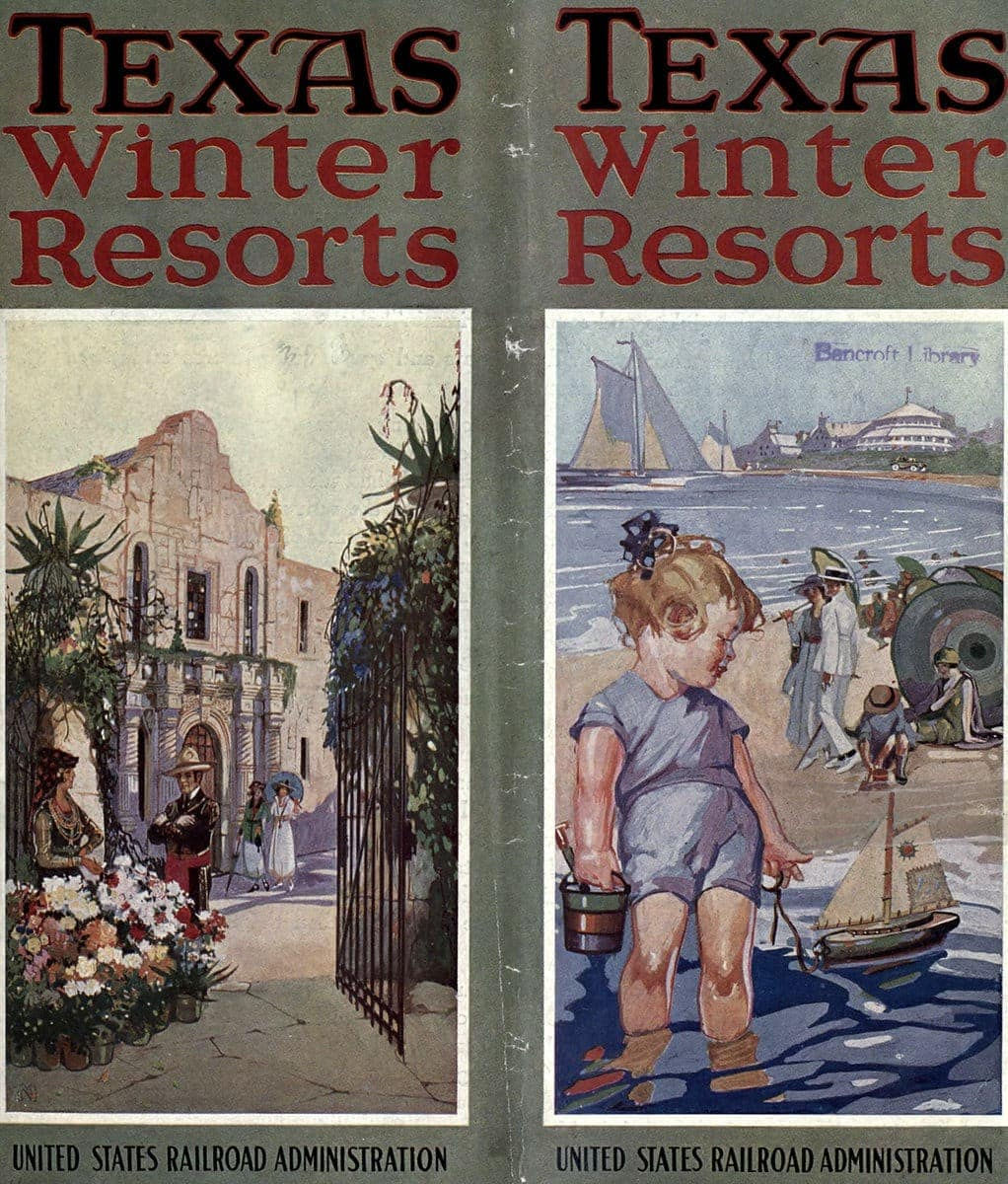 Texas winter resorts