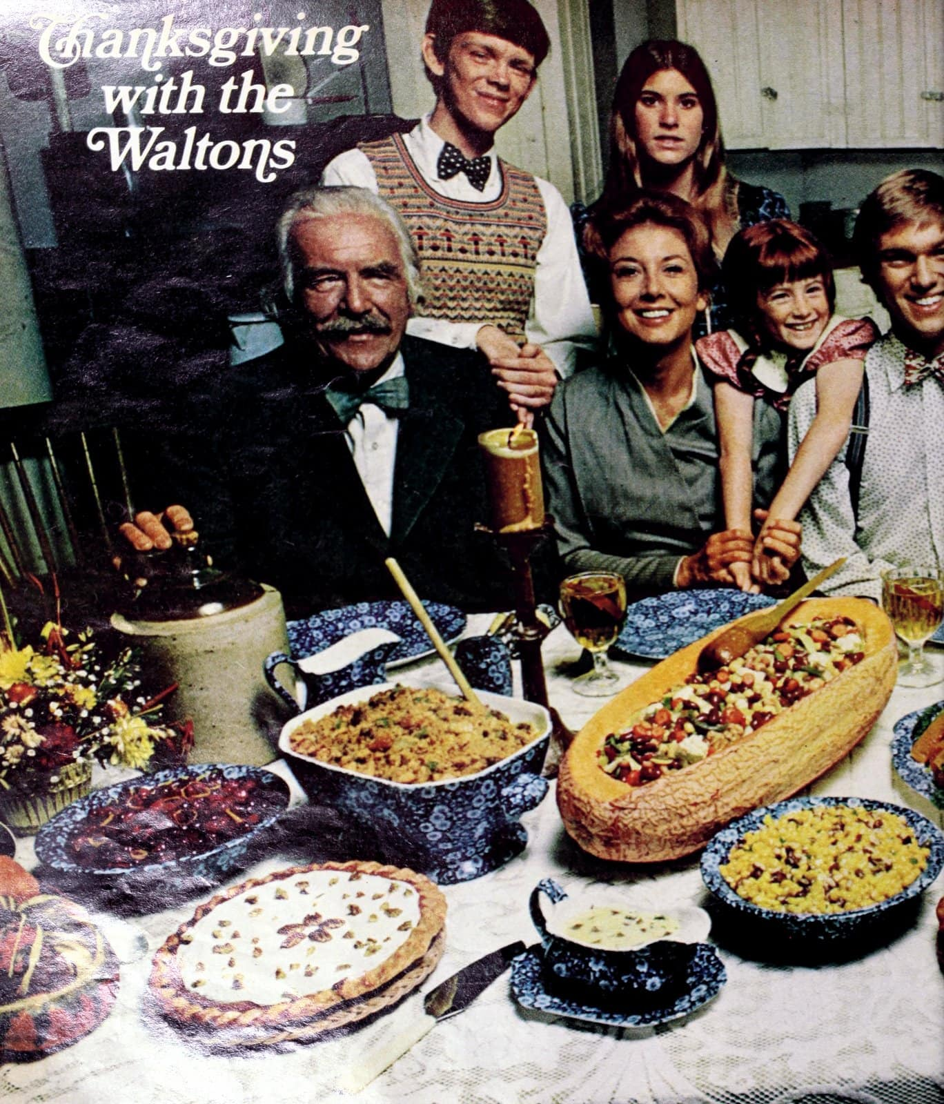 Thanksgiving with The Waltons - 1973 (2)