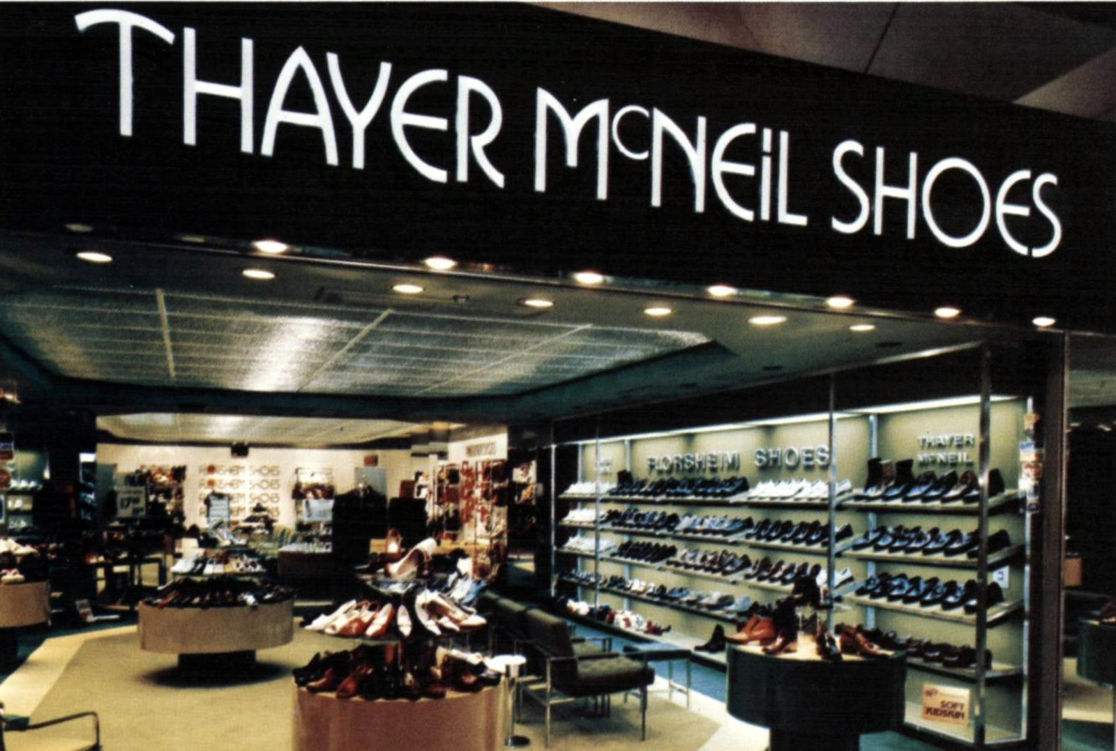 Thayer McNeil Shoes (1973)