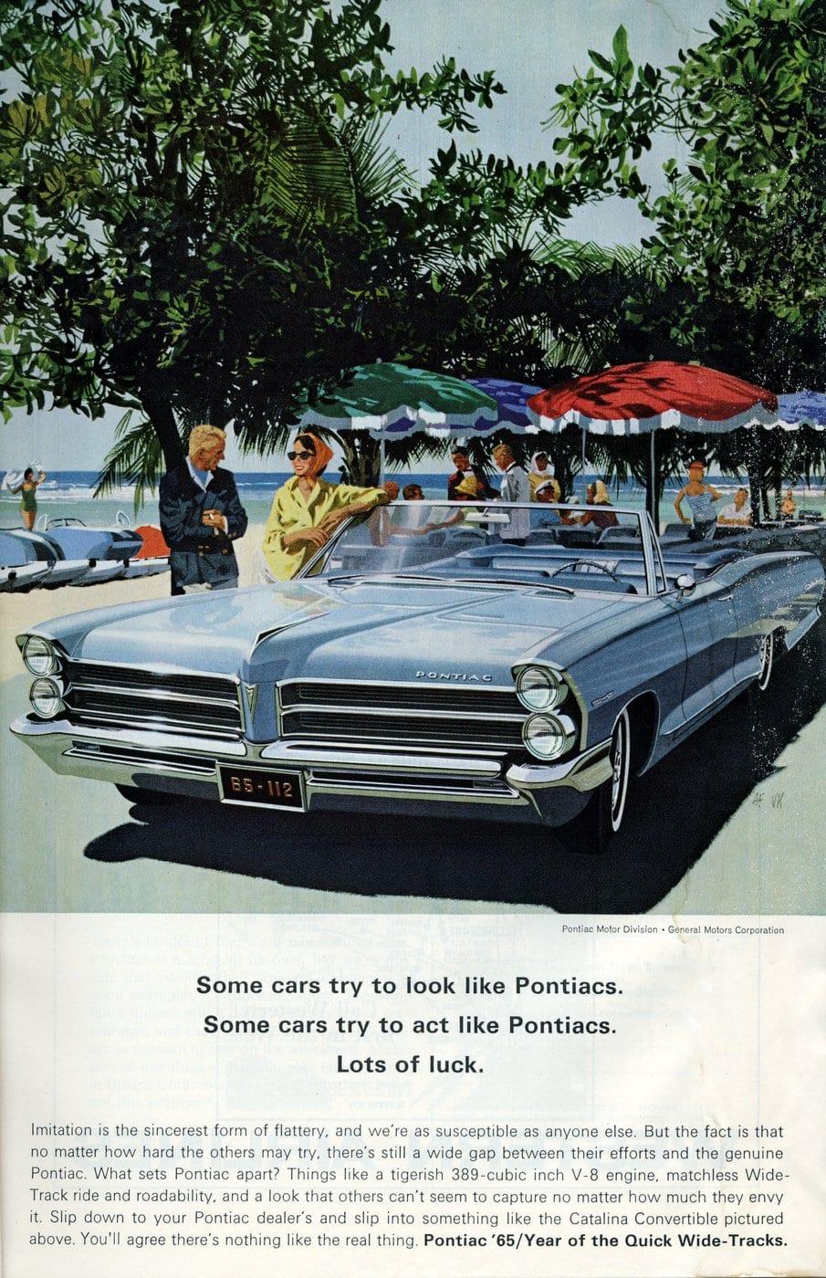 The 1965 Catalina Convertible