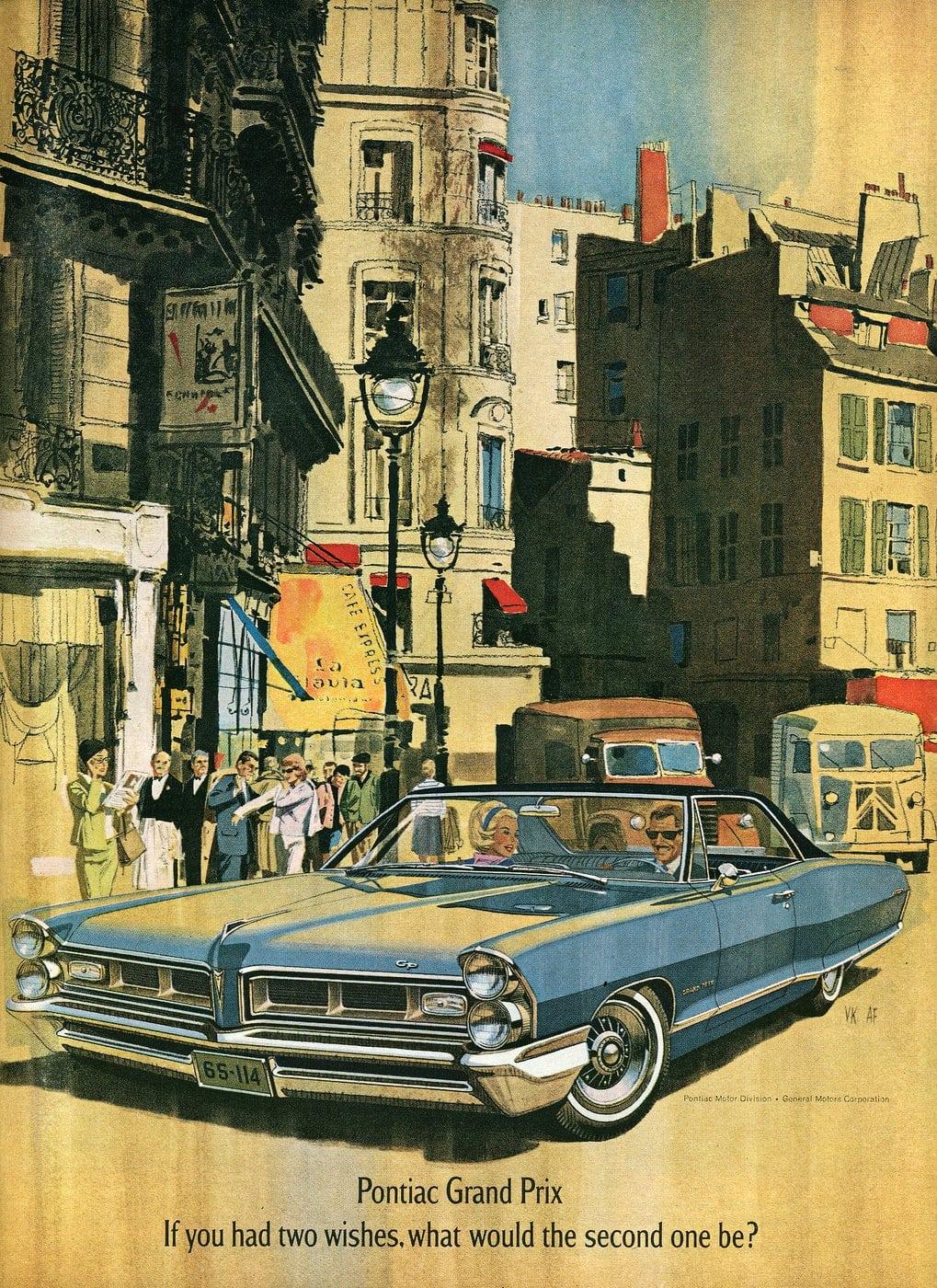 The 1965 Pontiac Grand Prix