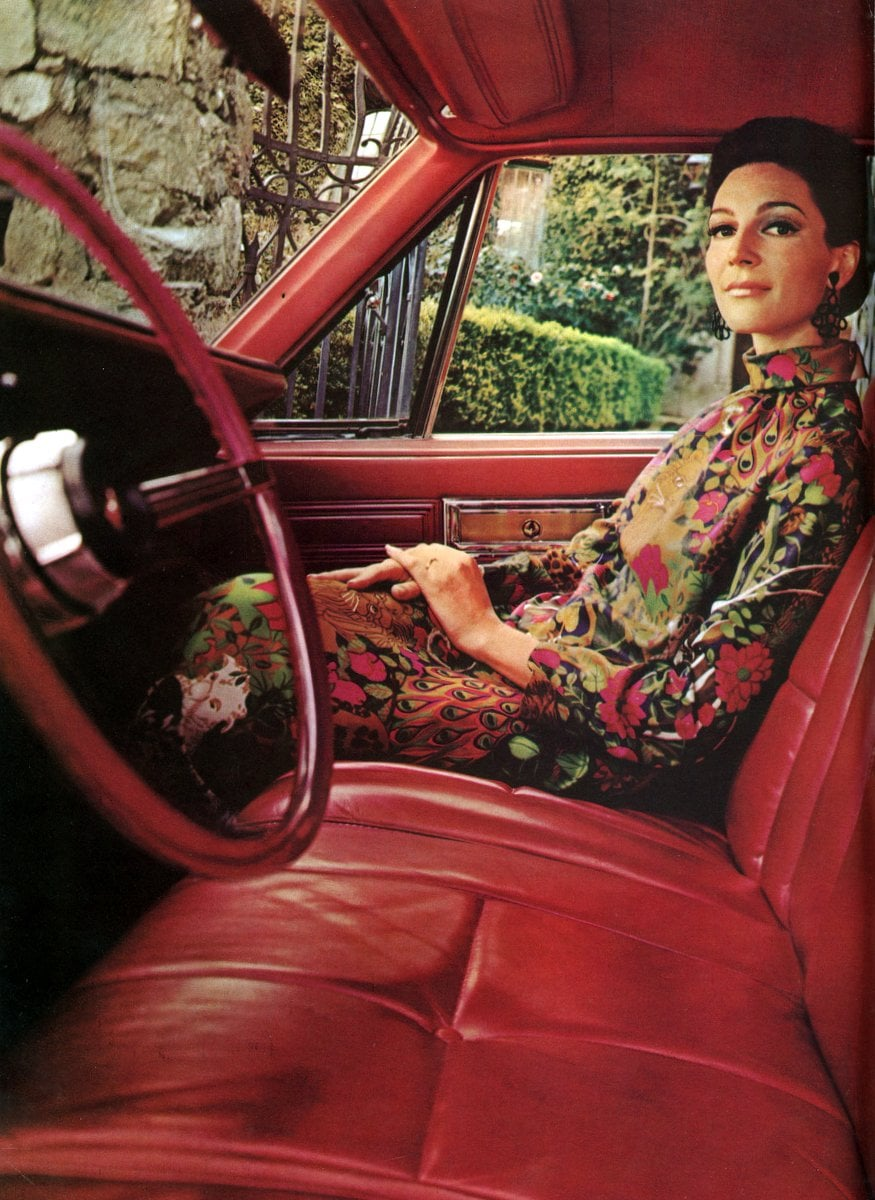 The 1968 Chrysler Imperial (2)