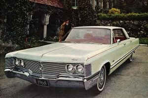 The 1968 Chrysler Imperial See this classic car inside and out