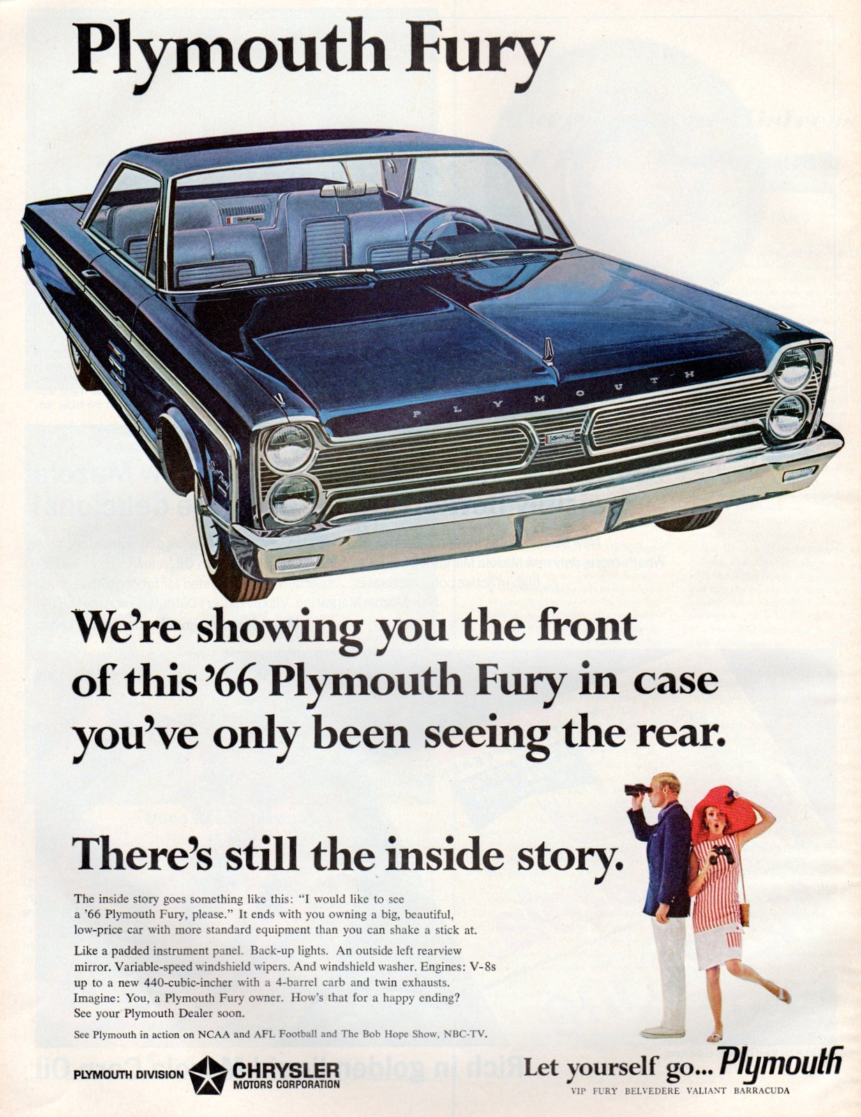 The '66 Plymouth Fury